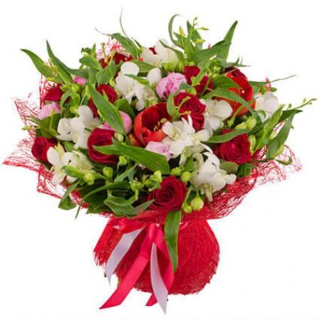 Букет «Цветочный сад»