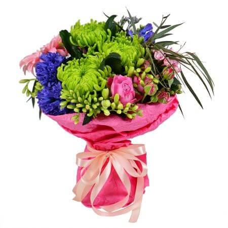 Букет «Любимые цветы»