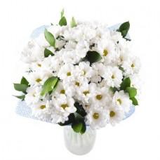 Букет «Белые ромашки»