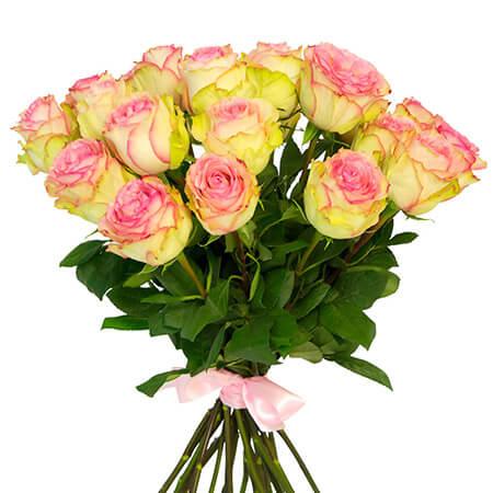 Букет 25 роз «Эсперанса»