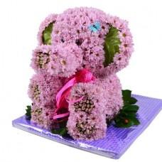 Игрушка из цветов «Слонёнок»