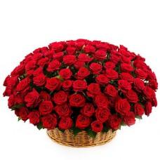 Корзина 201 роза