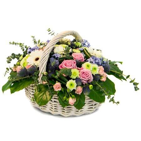 Корзина «Милый подарок»