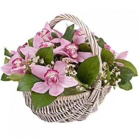 Корзина «Орхидея»