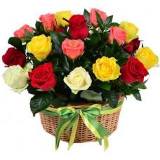 Корзина «Подарок любимой»