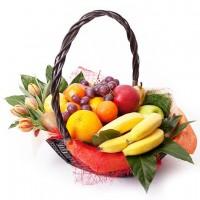 Корзина «Сладкий подарок»