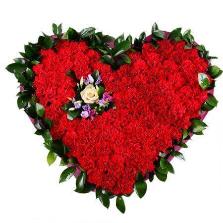 Сердце «Красное пламя»