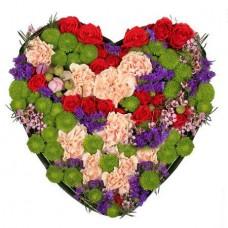 Сердце «Любовь без границ»