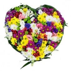 Сердце «Весеннее»