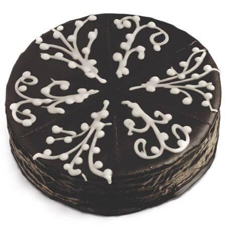 Торт «Заварной шоколад»